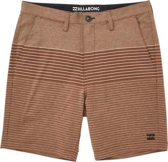 Billabong Crossfire X Stripe Hybrid Shorts