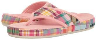 Acorn Thong Summerweight Women's Slippers
