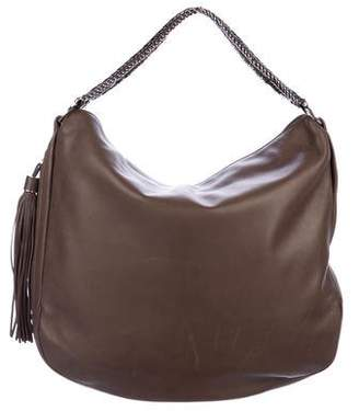 Salvatore Ferragamo Brown Hobo Bags - ShopStyle f2c713fd92483
