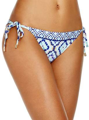Laundry by Shelli Segal Marrakesh Palace Side Tie Bikini Bottom