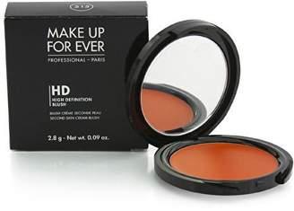 Make Up For Ever High Definition Second Skin Cream Blush - # 515 (Tangerine)