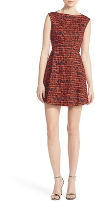 Women's French Connection 'Canyon Sands' Print Fit & Flare Dress $148 thestylecure.com