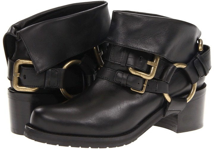 Donald J Pliner Lisa for Aleska (Black) - Footwear