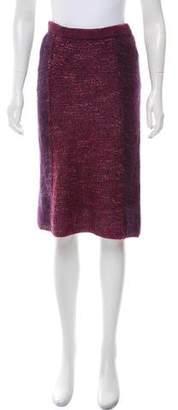 Tory Burch Knit Pencil Skirt
