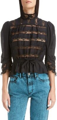 Marc Jacobs THE The Victorian Blouse
