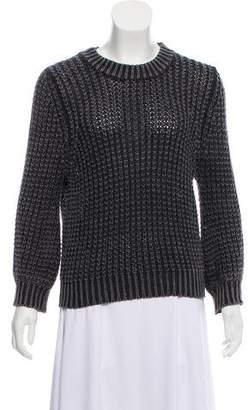 Alexander Wang Crew Neck Sweater