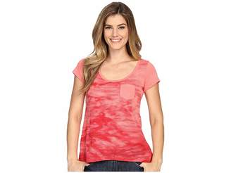 Columbia Waves Pockettm Tee Women's T Shirt