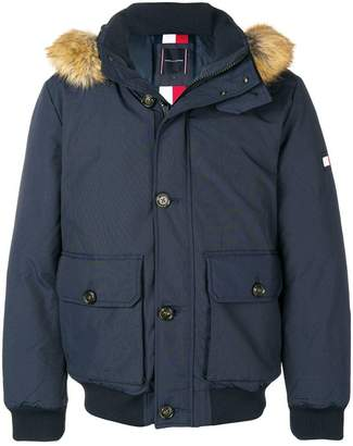 Tommy Hilfiger down bomber jacket