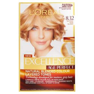L'Oreal Excellence Age Perfect 8.32 Natural Rose Blonde 1 pack