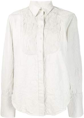Zadig & Voltaire Zadig&Voltaire Fashion Show Chic Cuir shirt