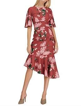 Keepsake Wild Thoughts Midi Dress.