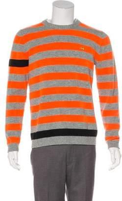 Bella Freud Striped Knit Sweater
