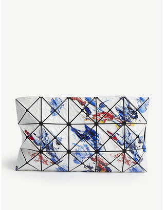 Bao Bao Issey Miyake Painting Prism PVC pouch