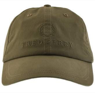 Fred Perry Tonal Tennis Cap Green