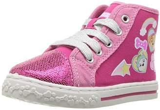 Nickelodeon Paw Patrol Girls Hi-Top Canvas Sneaker