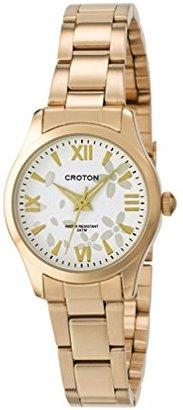 Croton [クロトン 日本製3針クォーツ レディース腕時計 RT-168L-D