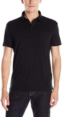 Armani Jeans Men's Regular Fit Jersey Polo Shirt