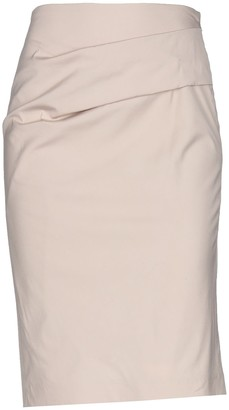 Brunello Cucinelli Knee length skirts