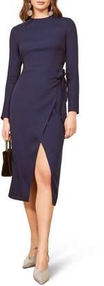 Reformation Maurita Dress