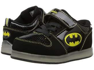 Favorite Characters Batmantm Motion Lighted Sneaker (Toddler/Little Kid)