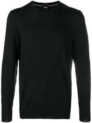 HUGO BOSS round neck jumper