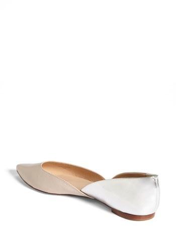 Kate Spade 'gavana' D'orsay Flat