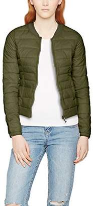 Only Women's onlTAHOE Spring Bomber Jacket CC OTW Rifle Green, (Size: XL)