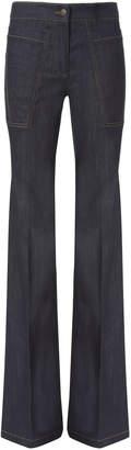 Derek Lam Charlotte Core High-Waisted Flare Jeans