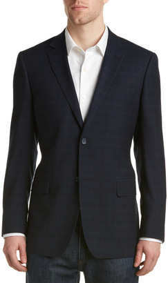 Zanetti Messina Wool Jacket