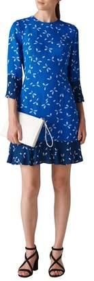 Whistles Polly Spot Print Dress