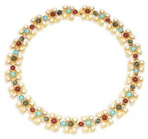 Ben-Amun Crystal Multicolored Necklace