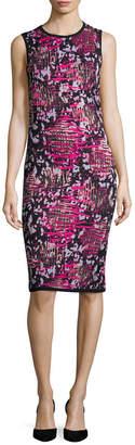 Versace Knit Sheath Dress