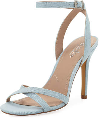 Charles by Charles David Rome Denim High-Heel Sandal