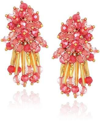 Kate Spade Womens Cluster Stud Earrings