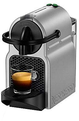 Nespresso by Delonghi by Delonghi DeLonghi Inissia Single-Serve Espresso Machine and Aeroccino Milk Frother Set