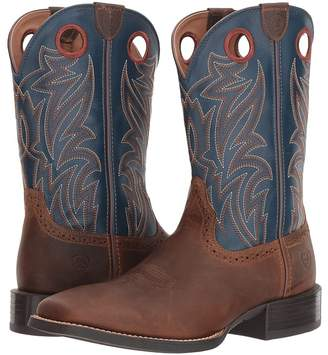 Ariat Sport Sidebet Cowboy Boots