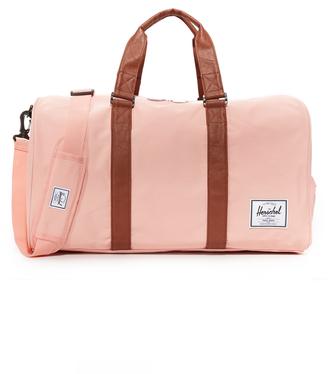 Herschel Supply Co. Novel Duffel Bag $85 thestylecure.com