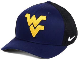 Nike West Virginia Mountaineers Aero Bill Mesh Swooshflex Cap