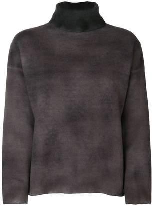Avant Toi roll-neck boxy jumper
