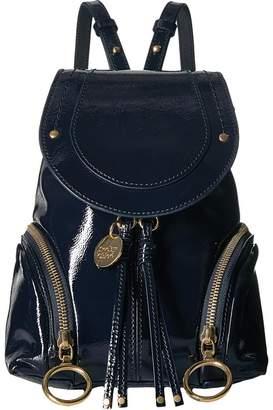 See by Chloe Olga Mini Patent Backpack Backpack Bags