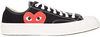 Comme des Garcons Men's Chuck Taylor 1970s Low-Top Sneakers