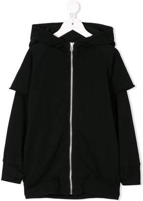 Nununu zip hoodie