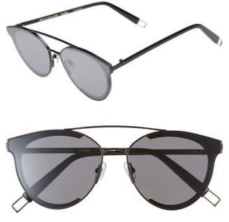 Women's Gentle Monster Last Bow 63Mm Oversized Sunglasses - Matte Black $280 thestylecure.com