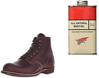 Red Wing Shoes Men's Blacksmith Work Boot and Boot Oil