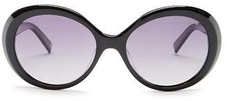 POLAROID EYEWEAR Women's Oversized Sunglasses