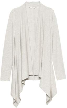 Banana Republic Baby Terry Waterfall Cardigan