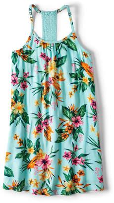 Roxy Ariel Exotic Nature Strappy Dress