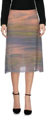Raquel Allegra Knee length skirts