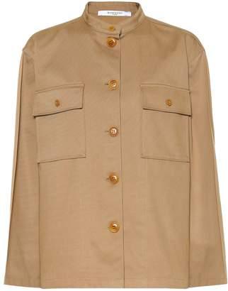 Givenchy Cotton twill shirt