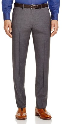 Armani Collezioni Wool Slim Fit Trousers $450 thestylecure.com
